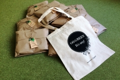 talent group eco bags