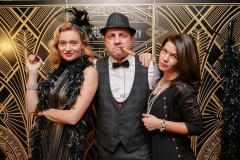 "Talent Group Christmas party 2019  - ""The Great Gatsby"""